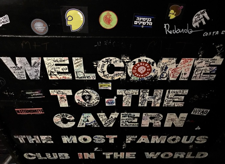 Welcome to The Cavern Club Liverpool The most famous club in the world.