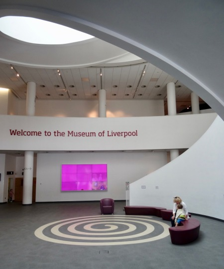 Welcome to the Museum of Liverpool.