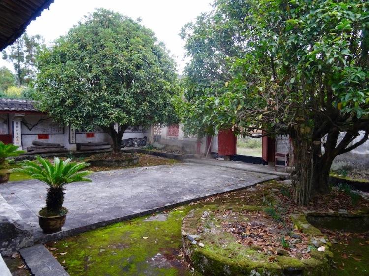 Bao Family Ancestral Hall Taishun County China.