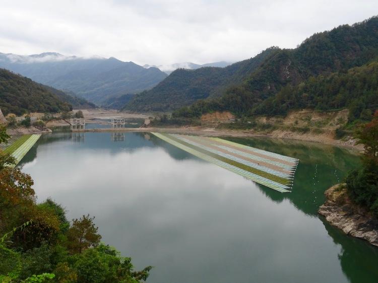 Nanpuxi Reservoir Taishun County China.