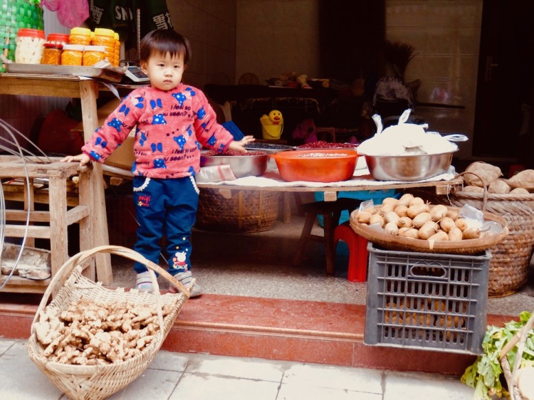 Visit Sixi Town Taishun County China.