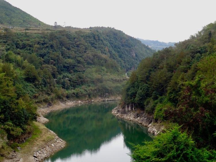 Visit Taishun County Zhejiang Province China.