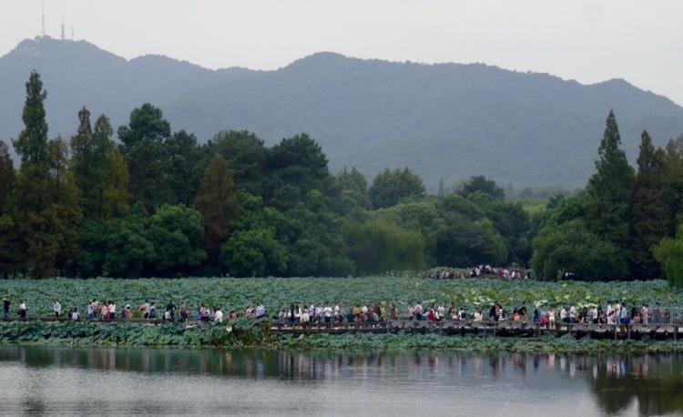 What to see and do West Lake Hangzhou.
